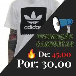 ? Promoção de Camisetas ?