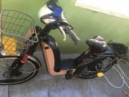 Vendo bike elétrica barato