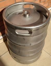 Barril chop e cerveja artesanal 50 litros