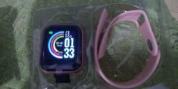 y68 relógio smartwatch Y68 relógio inteligente monitor de frequência