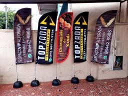 Wind banner sem pegadinhas