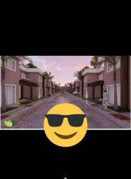 R$ 169.900,00 casa em condominio fechado 2-pavimentos 2/4 sendo 1-suite gar