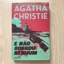 livro - e não sobrou nenhum (agatha christie)
