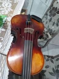 Viola de arco antiga