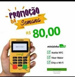 Maquininha promoção!!!
