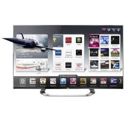 Smartv 47P Cinema 3D LED LG 47LM7600 Full HD / Conversor Digital / Entregamos / Parcelo