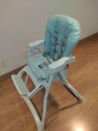 Cadeira de alimentação Burigotto merenda usada ótimo estado de conservação