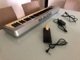 Título do anúncio: Controlador MIDI 5 oitavas