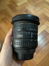 Lente Sigma para Nikon 17-35mm f/2.8:4