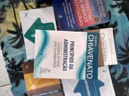 24 livros de administração