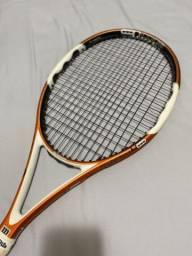 Raquete de tênis Wilson N code tour two
