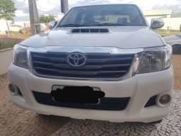 Hilux CD 4x4 2013 diesel