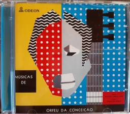 Cd Músicas De Orfeu Da Conceição