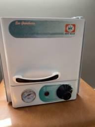 Esterilizador Alicates Hk3 Anvisa/inmetro Manicure Pedicure