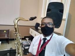Músico Saxofonista