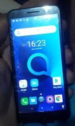 Celular Alcatel 8gb entrego