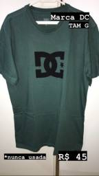Camiseta DC original