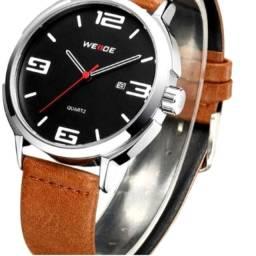 Relógio Masculino Marca: Weide WD004, Novo analógico Quartz