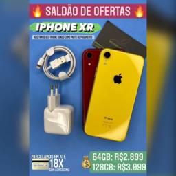 iPhone XR super oferta vitrine