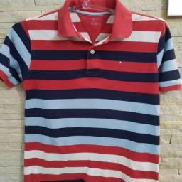 Camiseta Tommy Hilgfiger original tamanho 8/10