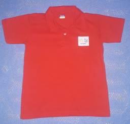 Camisa infantil Olimpíadas Rio 2016