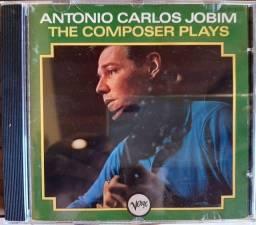 Cd Antonio Carlos Jobim The Composer Plays (importado)
