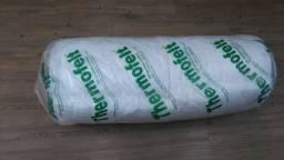 Manta de lã mineral para isolação térmica