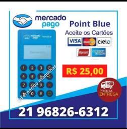 Máquina de cartão Point Blue ME30S