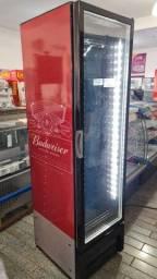 Cervejeira Porta Vidro Slin Semi Nova 110v Metalfrio