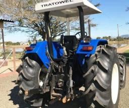 Trator new holland TL75E