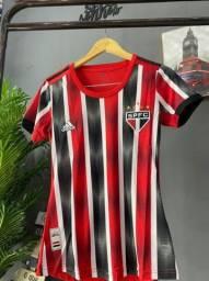 Camisa de time feminina