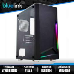 PC para jogos - novo com nf e garantia