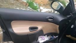 Vendo carro Peugeot 207 cinza todo revisado