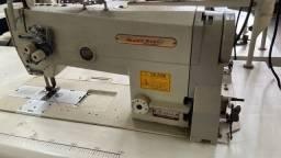 Máquina de costura reta industrial - Silverstar