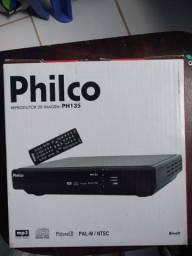 Dvd Philco com entrada USB