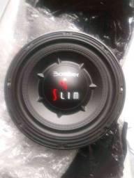 Subwoofer Bomber Slim 8 Polegadas 200w Rms 4 Ohms Slim