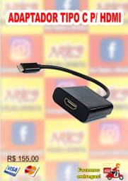 Adaptador tipo C p/ HDMI
