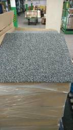 Placa de carpete (emborrachado)