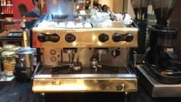 Máquina De Café Expresso Profissional (revisada