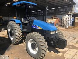 Trator New Holland TL 75 - 2008