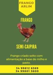 Frango Semi-caipira vivo
