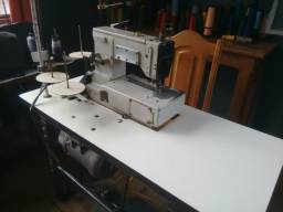 Vendo máquina Galoneira industrial singer