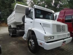 MB 1218 Truck Caçamba - 1990