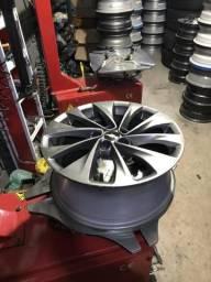 Roda cruze turbo aro 17 original gm