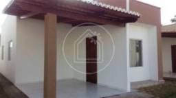Casa de condomínio à venda com 2 dormitórios em Centro, Macaíba cod:772067