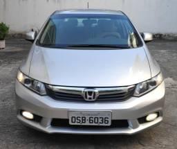Honda Civic LXS 1.8 Automático 2014/2014 - 2014