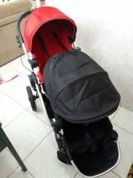 Carrinho de bebê (Baby jogger City Select *duplo/gêmeos)