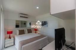 Apartamento à venda com 1 dormitórios em Ponta negra, Natal cod:712201
