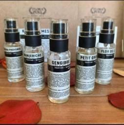 Kit perfume flora pura