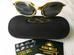 Óculos de sol Oakley double X Metal